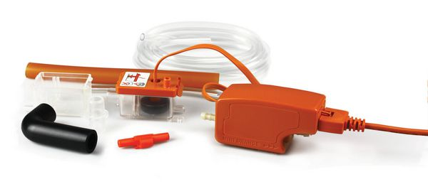 Aspen Silent+ Mini Orange Condensate Pump