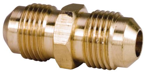 Brass Flare Union