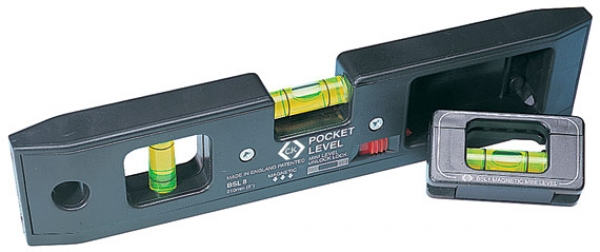 C.K Tools Pocket Level