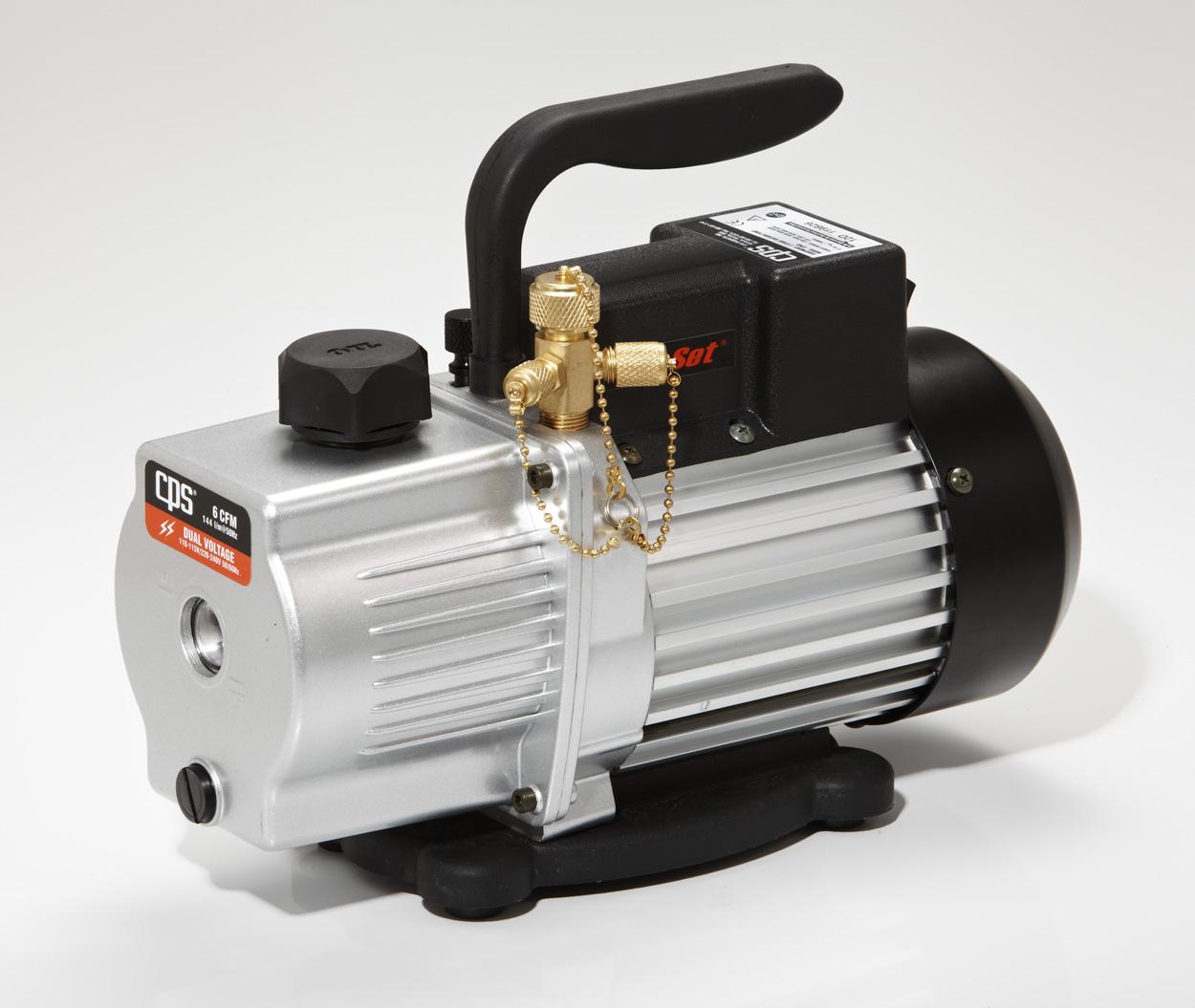 CPS® VP6D 6CFM Vacuum Pump