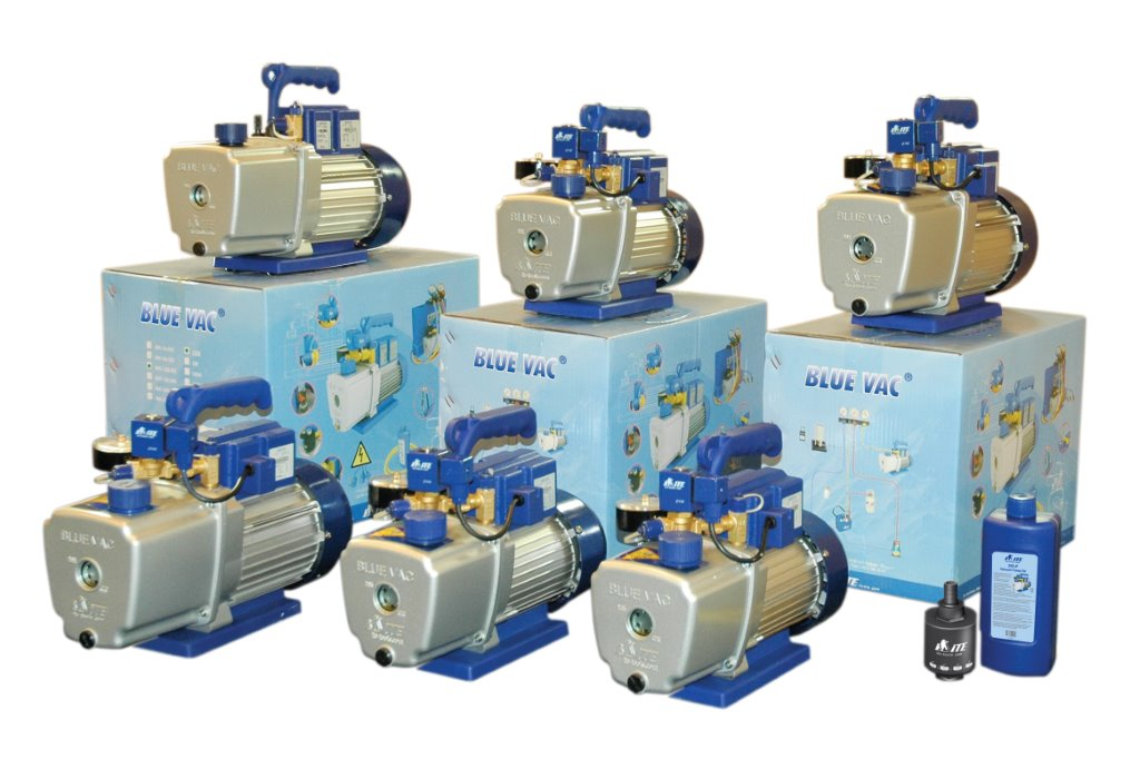 ITE Blue Vac MK-180-DS