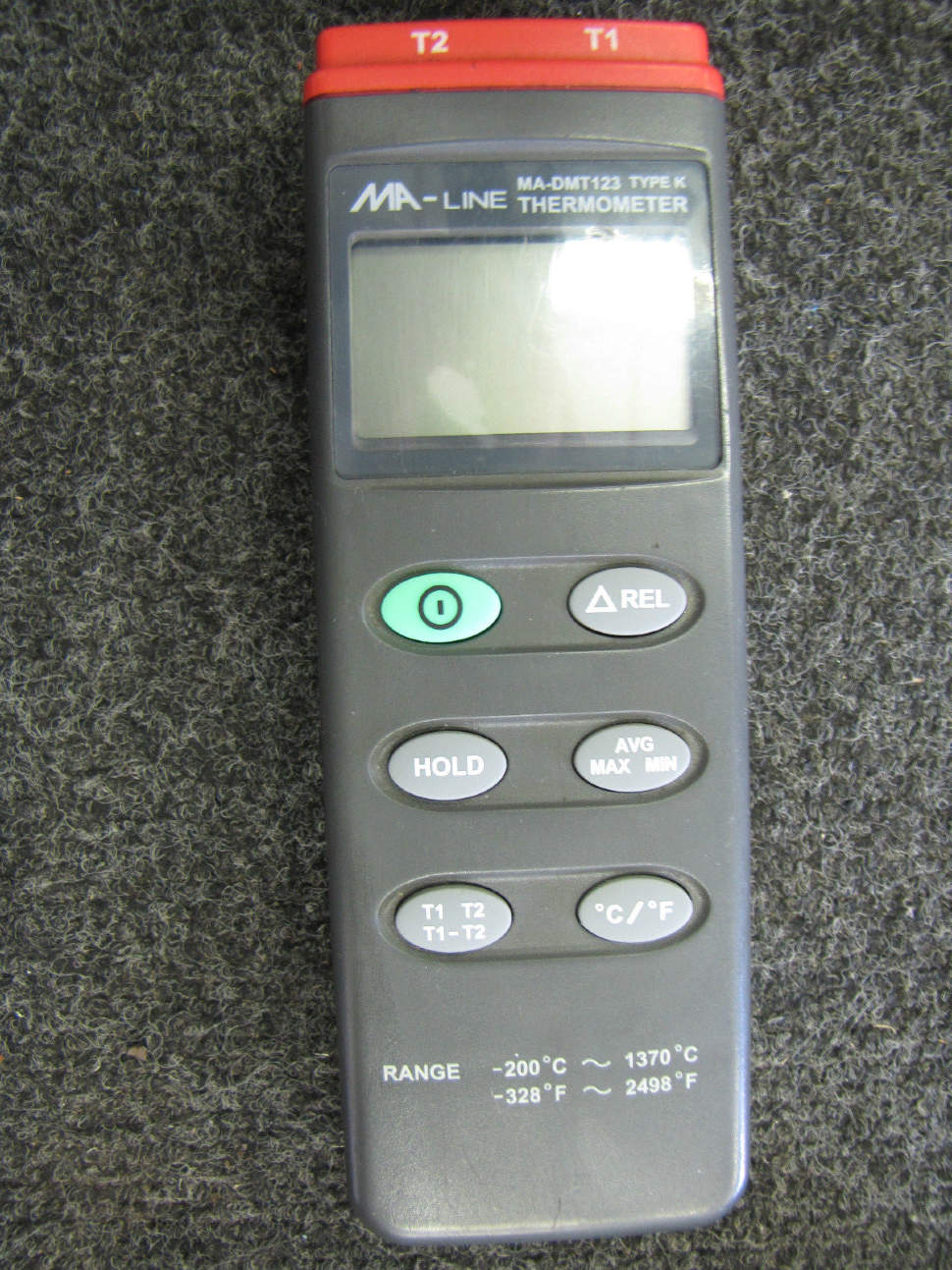 MA-Line Dual Probe Thermometer