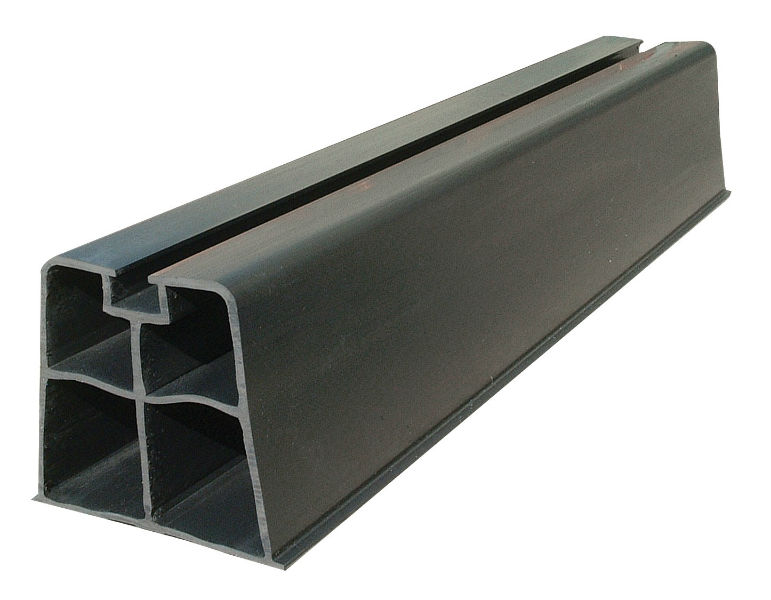 Pump House 450mm PVC Mounting Blocks