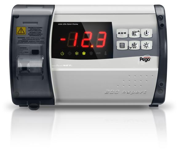 Pego ECP200 Expert 10A Control Panel