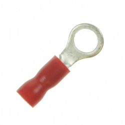 Ring Terminals – 8A - 5.3mm Stud