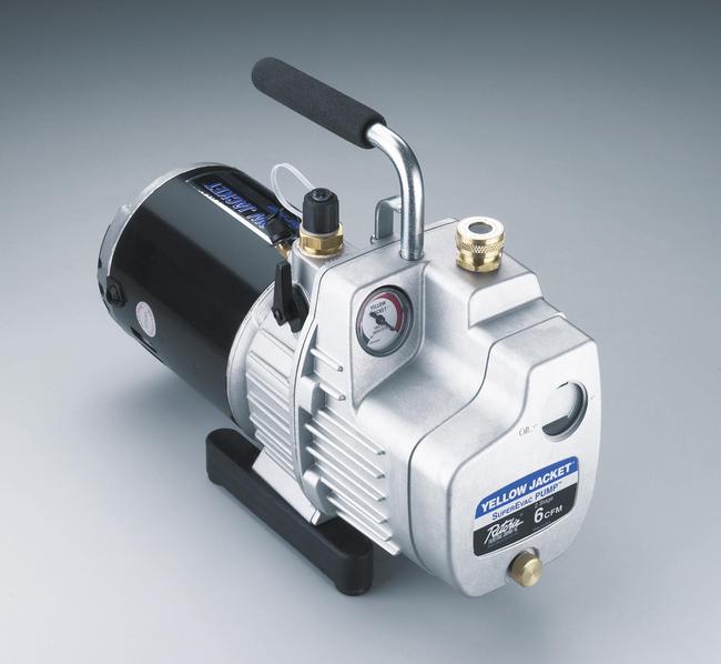Yellow Jacket® SuperEvac™ Vacuum  Pump 11CFM