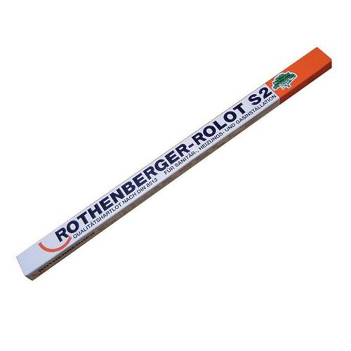 Rothenberger S2 Brazing Rod 1Kg