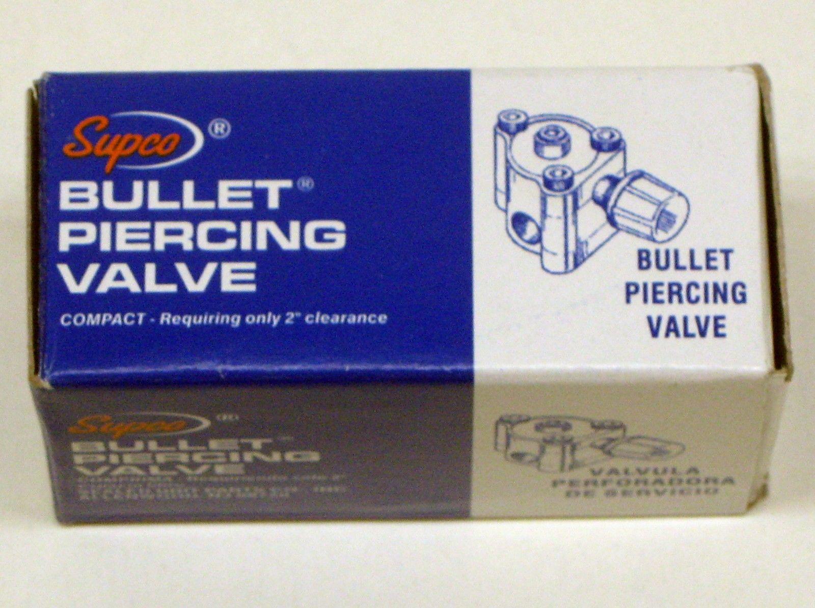 Supco Bullet Piercing Valve