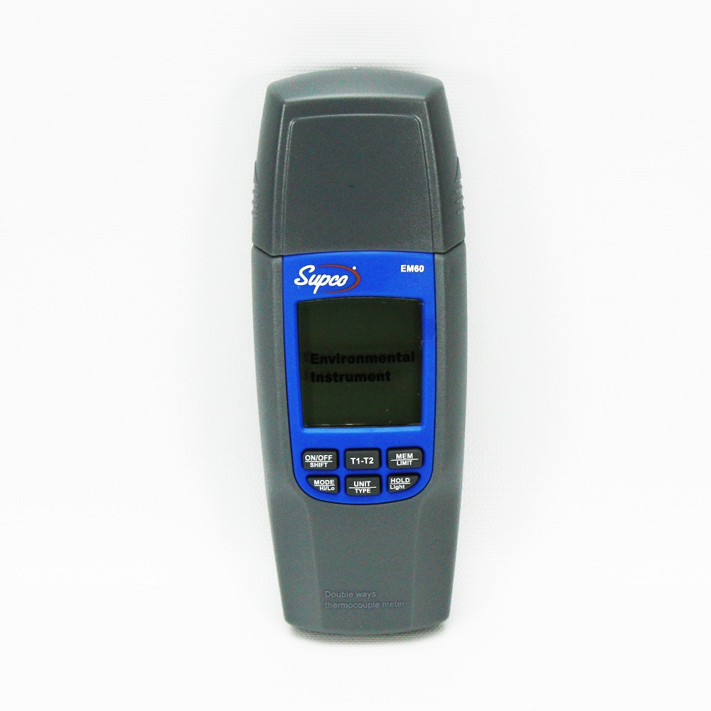 Supco Dual Differential Thermometer