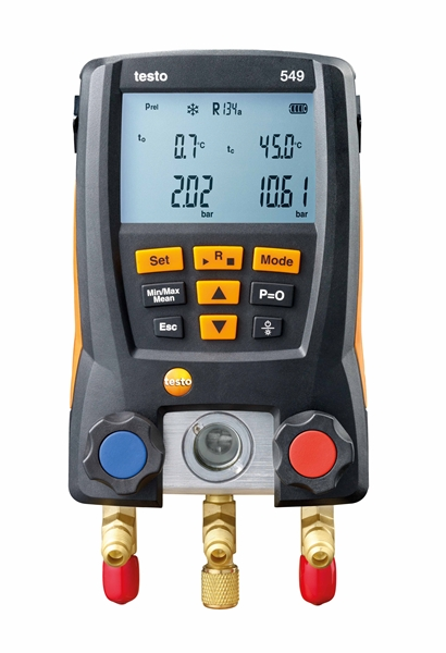 Testo 549 Digital Manifold