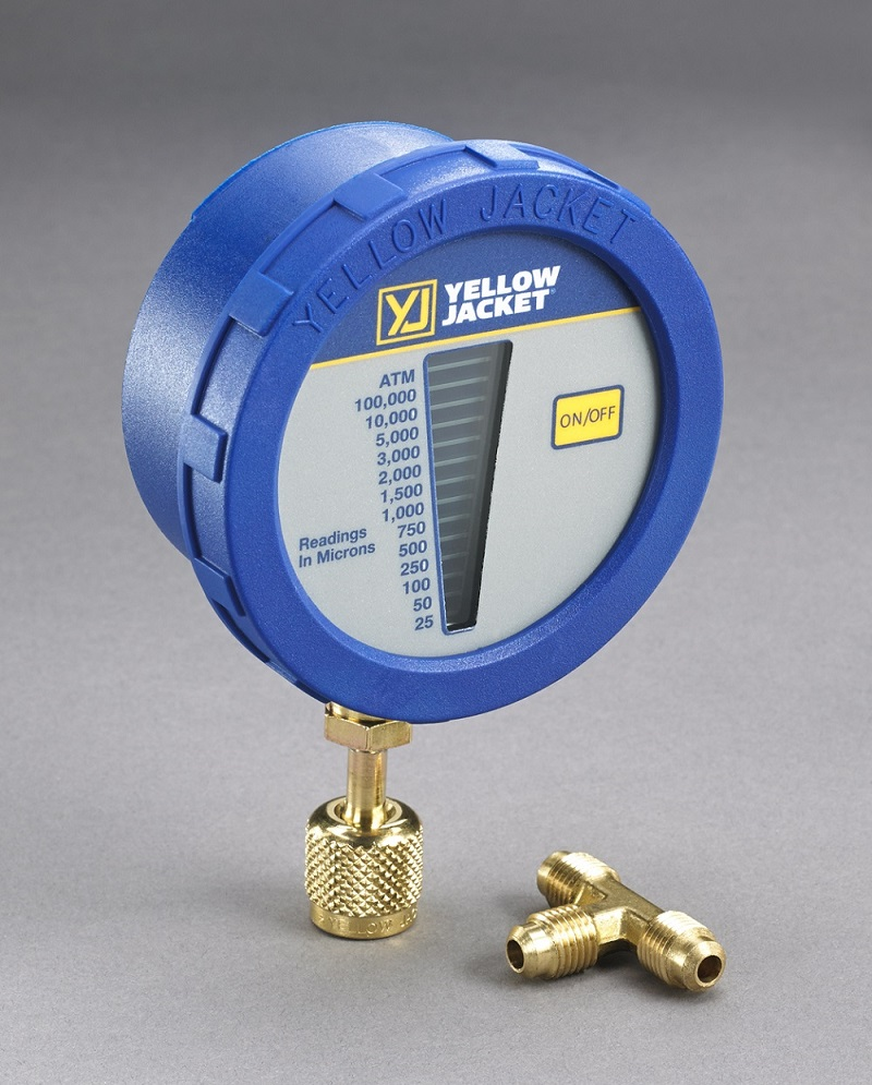 Yellow Jacket® Digital LCD Vacuum Gauge