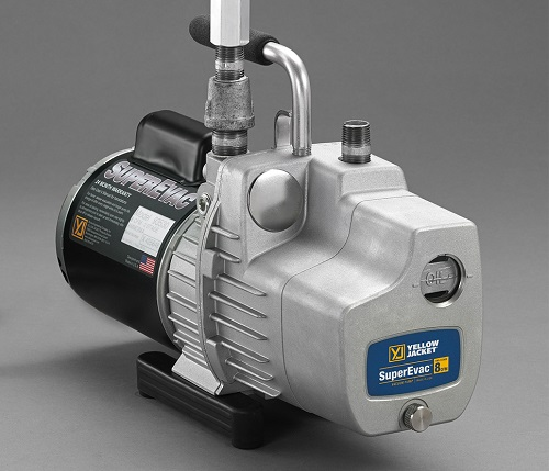 Yellow Jacket® SuperEvac™ Vacuum Pump for Ammonia and NH³ Systems
