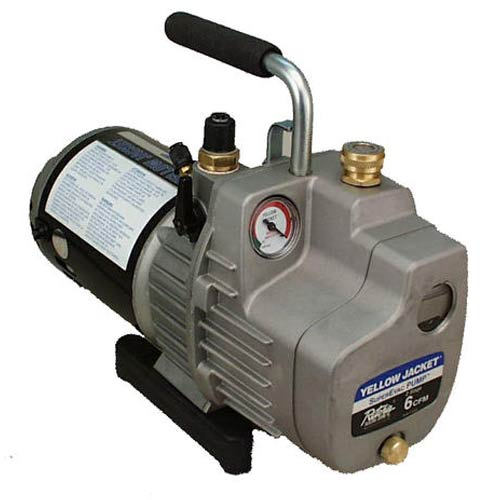 Yellow Jacket® SuperEvac™Vacuum Pump 6.0CFM