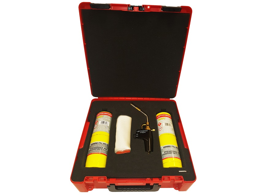 Rothenberger ACR Brazing Kit