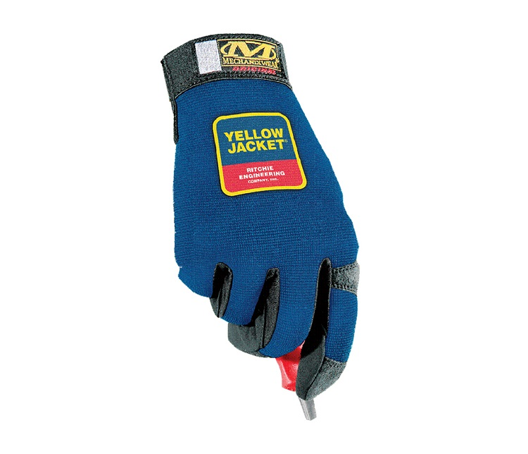 Yellow Jacket® Mechanix™ Work Gloves Large