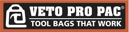 Veto Pro Pac TECH OT MC OT-MC OTMC Tool Tote AX3514 with FREE TP5B Tool Pouch