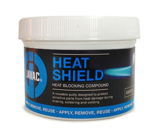 Javac Heat Shield Compound