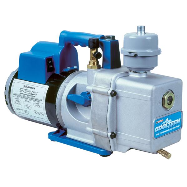 Robinair CoolTech 10CFM Dual Voltage Vacuum Pump
