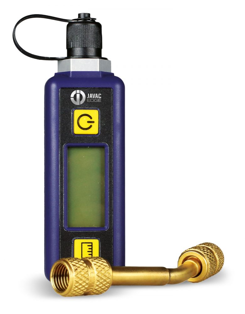 Javac Edge Digital Vacuum Gauge