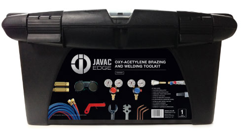 Javac Edge Oxy-Acetylene Brazing & Welding Kit