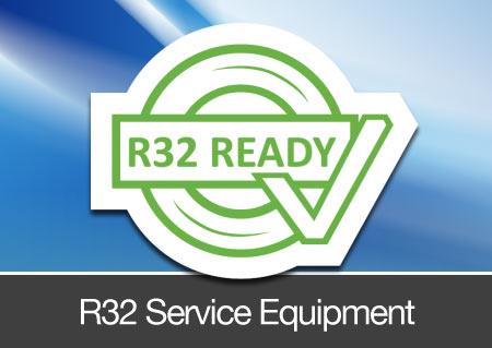 R32 service equipment