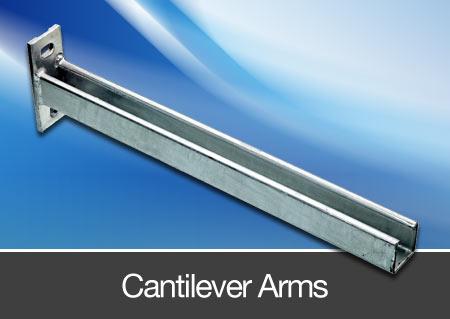 air con cantilever arms