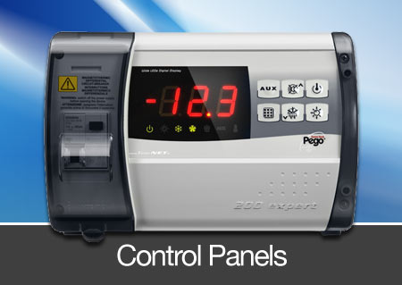 refrigeration control panels