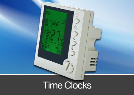refrigeration time clocks