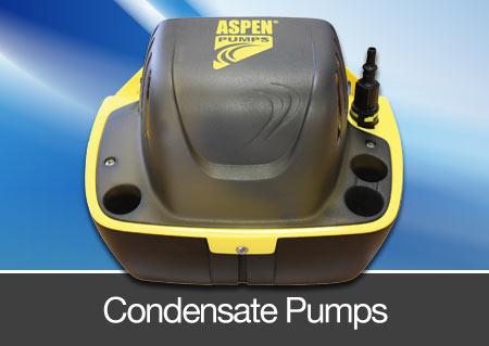 air con condensate pumps