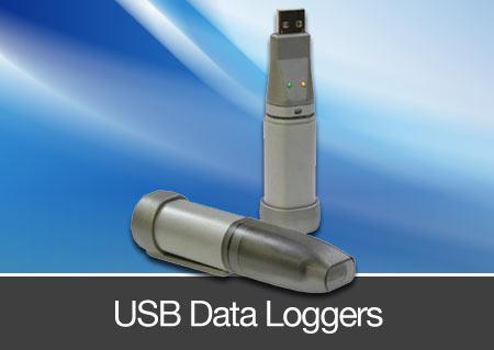 usb stick data loggers