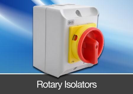 rotary isolators