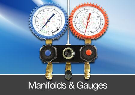 hvac manifolds and gauges