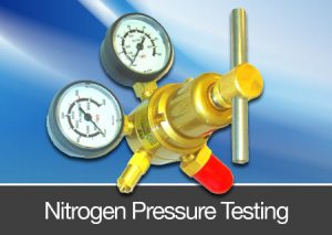 Nitrogen Pressure Testing