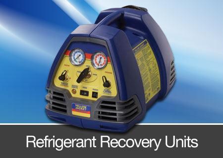 hvac refrigerant recovery
