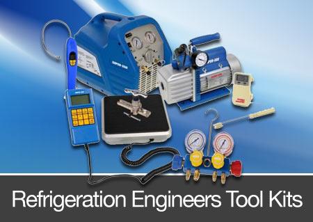 refrigeration engineer tool kits