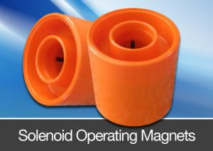 Solenoid Operating Magnets