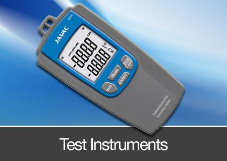 hvac test instruments