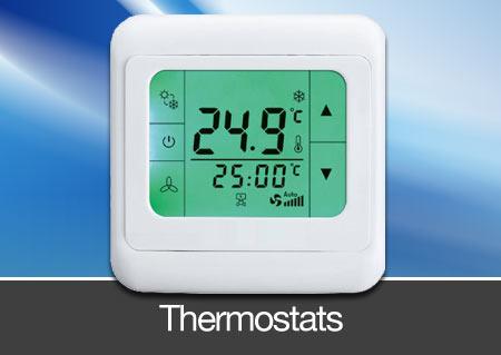 refrigeration thermostats