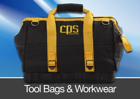 tool bags and workwear