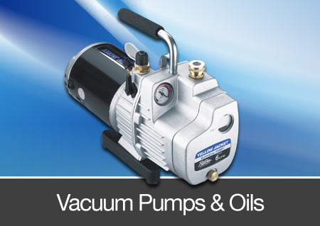 vacuum pumps and oils