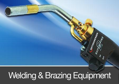 welding and brazing equipment