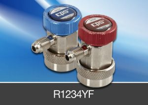 R1234yf Equipment